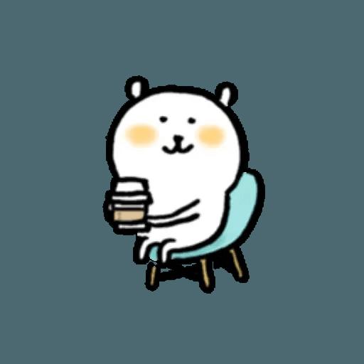 白熊7 - Sticker 19