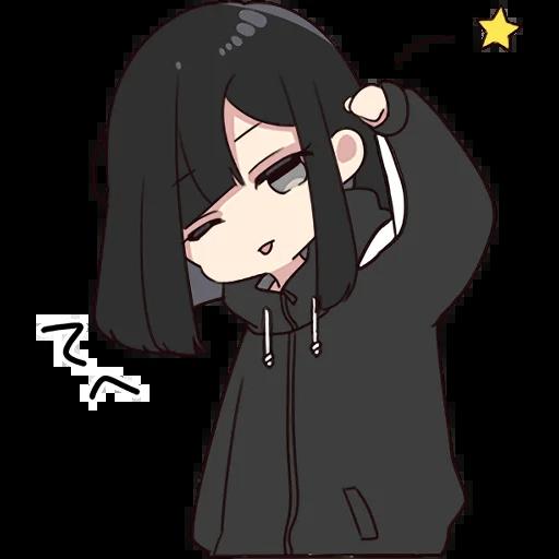 Yurudara-chan - Sticker 15