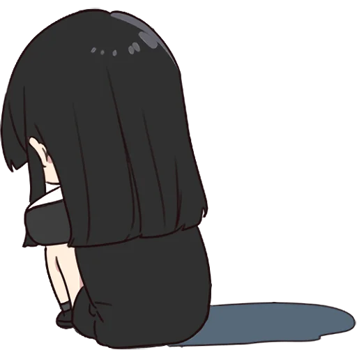 Yurudara-chan - Sticker 18