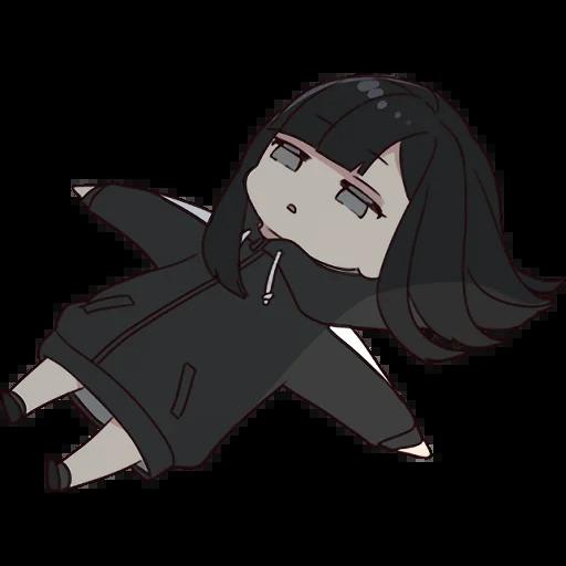Yurudara-chan - Sticker 19