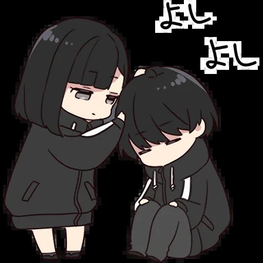 Yurudara-chan - Sticker 23