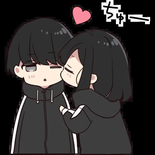 Yurudara-chan - Sticker 14