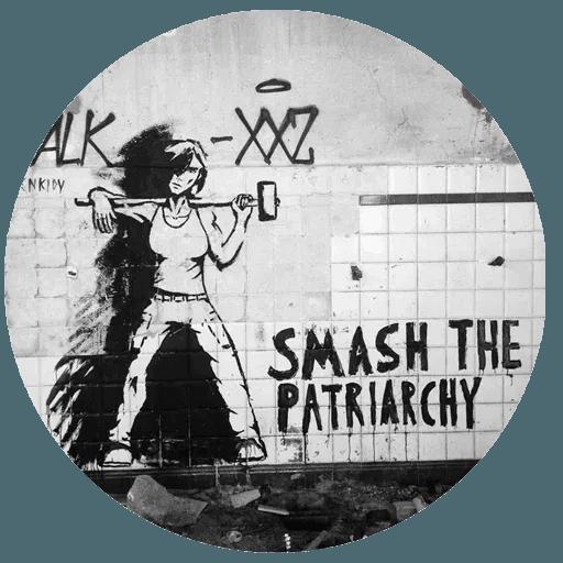 Feminist - Sticker 9