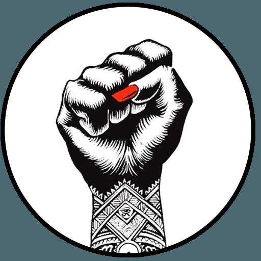 Feminist - Sticker 16