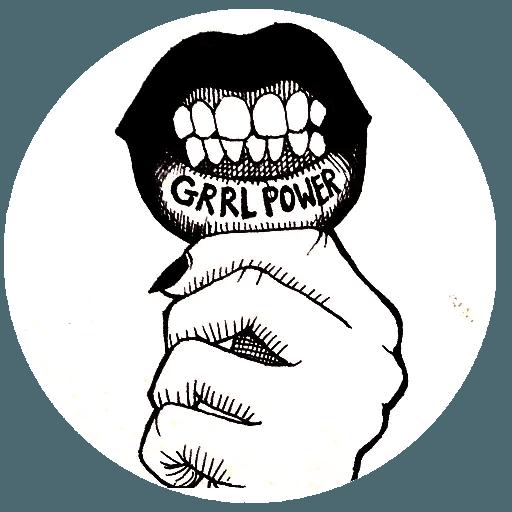 Feminist - Sticker 7