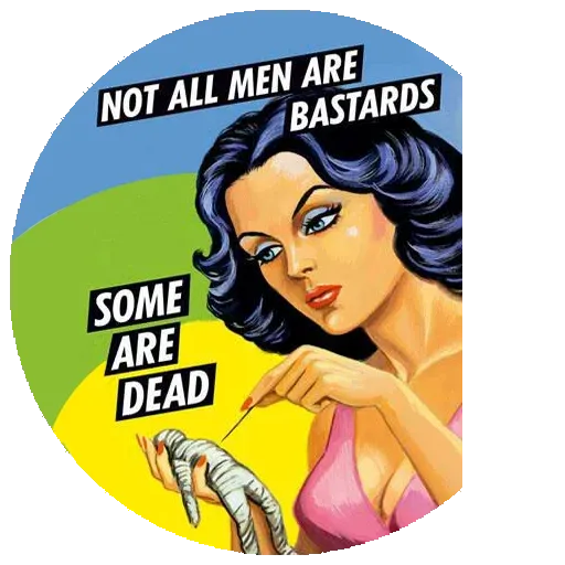 Feminist - Sticker 6