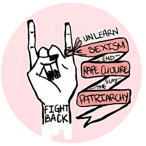 Feminist - Sticker 11