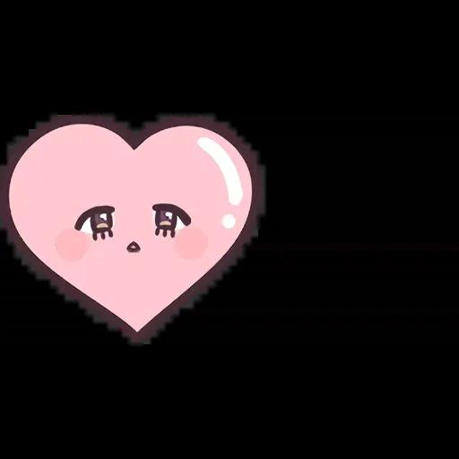Menhera chan Emoji - Sticker 25