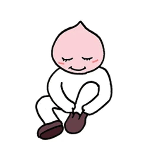 撚撚Kakao friends - Sticker 13