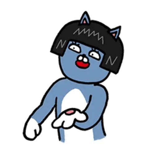 撚撚Kakao friends - Sticker 5