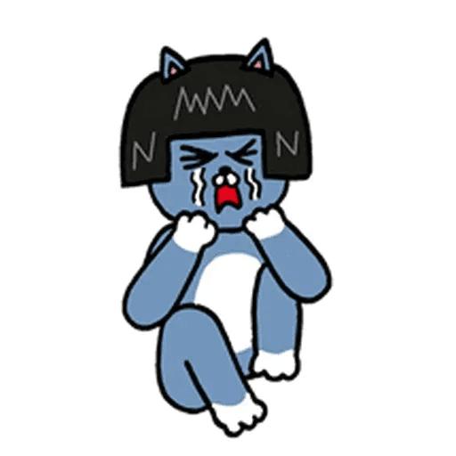 撚撚Kakao friends - Sticker 23