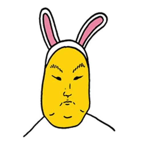 撚撚Kakao friends - Sticker 21