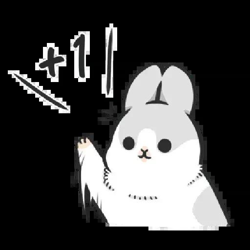 rabbit - Sticker 20