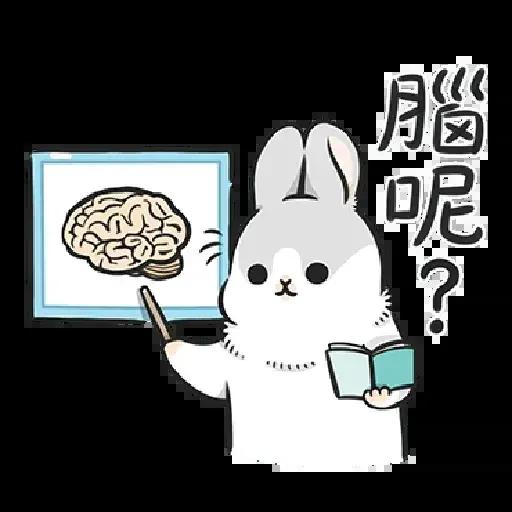 rabbit - Sticker 27