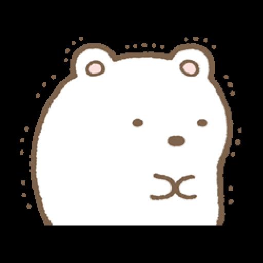 すみっコぐらし きもちいろいろ - Sticker 3