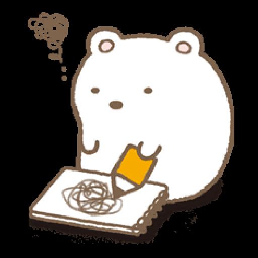すみっコぐらし きもちいろいろ - Sticker 5