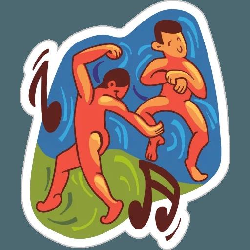 Artists - Sticker 12