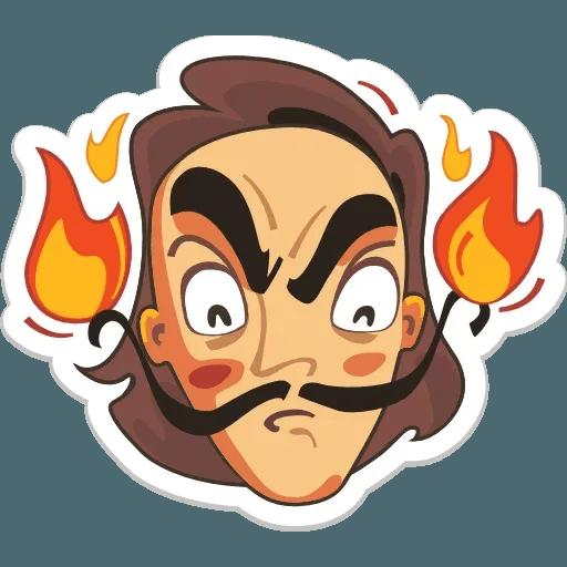 Artists - Sticker 9