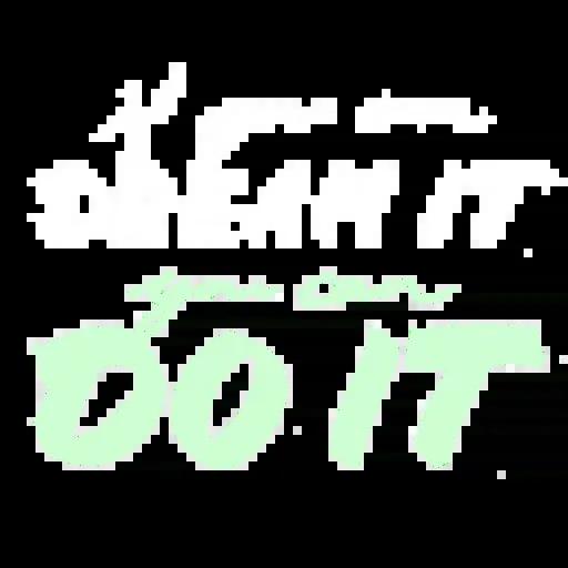 Motivational Texts - Sticker 4