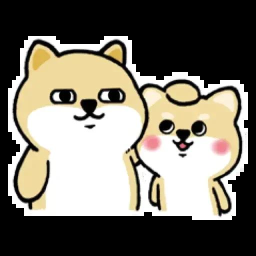 ShibaA - Sticker 16