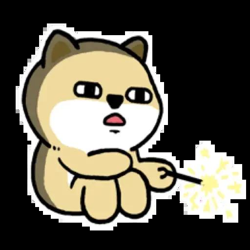 ShibaA - Sticker 27