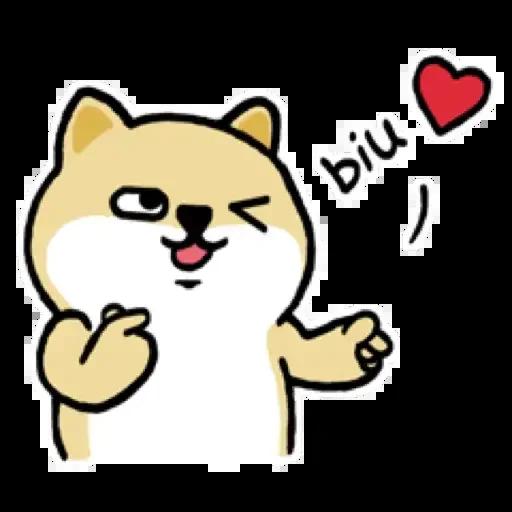 ShibaA - Sticker 4