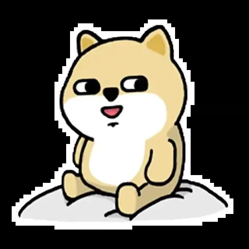 ShibaA - Sticker 8