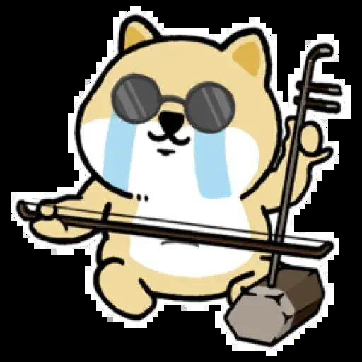 ShibaA - Sticker 19
