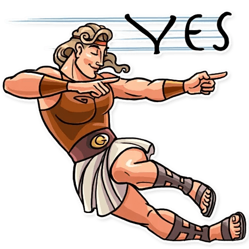 Hercules - Sticker 6