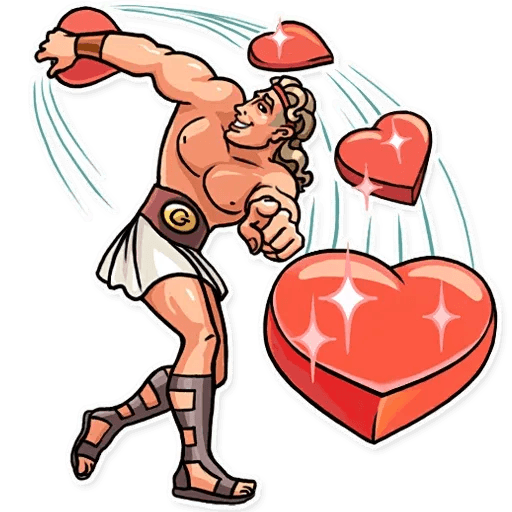 Hercules - Sticker 25
