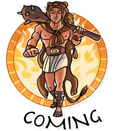 Hercules - Sticker 5