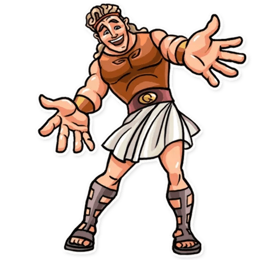 Hercules - Sticker 4