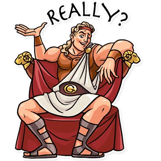 Hercules - Sticker 14