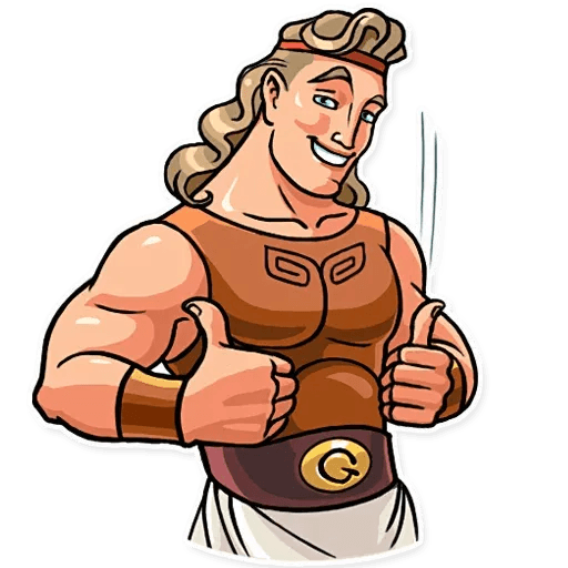 Hercules - Sticker 2