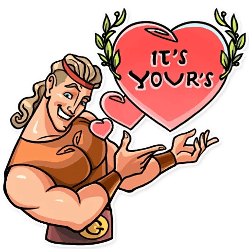 Hercules - Sticker 11