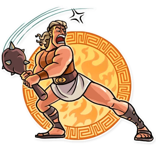 Hercules - Sticker 29