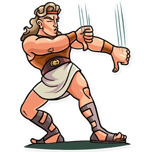 Hercules - Sticker 28