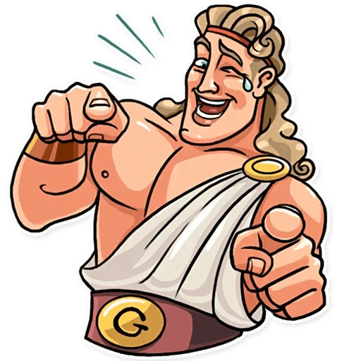 Hercules - Tray Sticker