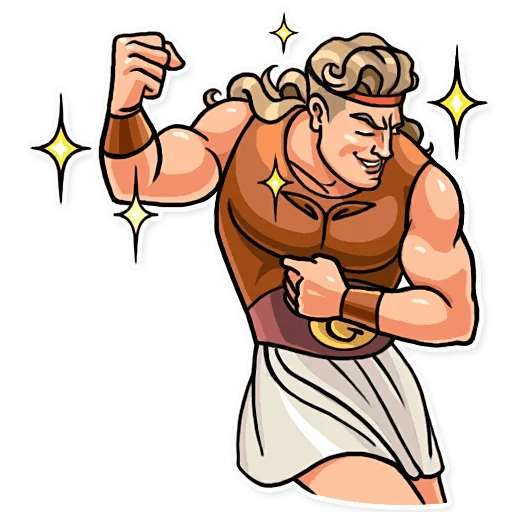 Hercules - Sticker 8