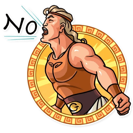 Hercules - Sticker 18