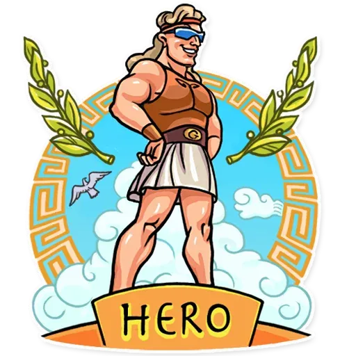 Hercules - Sticker 15