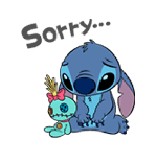 Stitch2 - Sticker 3