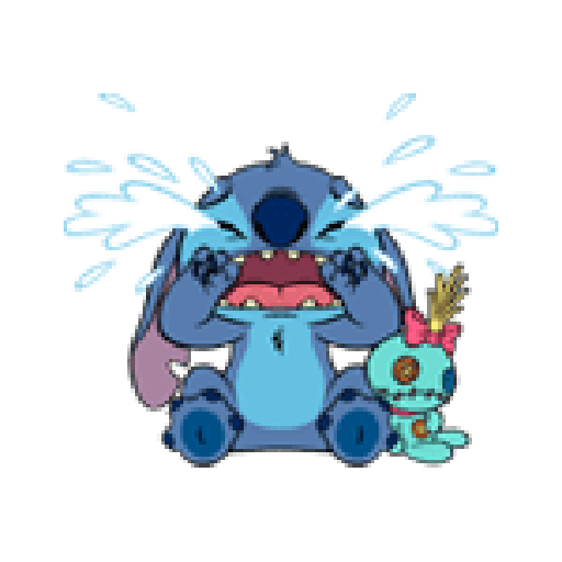 Stitch2 - Sticker 17