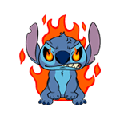 Stitch2 - Sticker 12