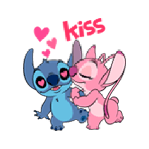 Stitch2 - Sticker 25