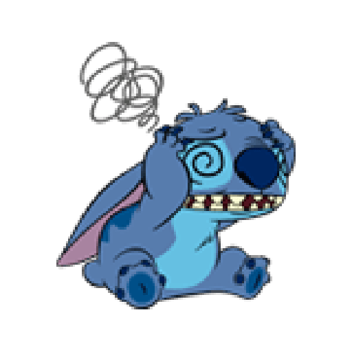 Stitch2 - Sticker 24