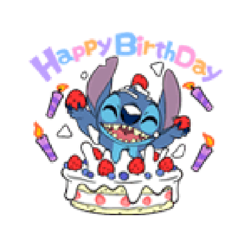 Stitch2 - Sticker 27