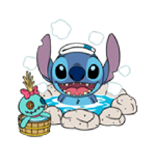 Stitch2 - Sticker 5