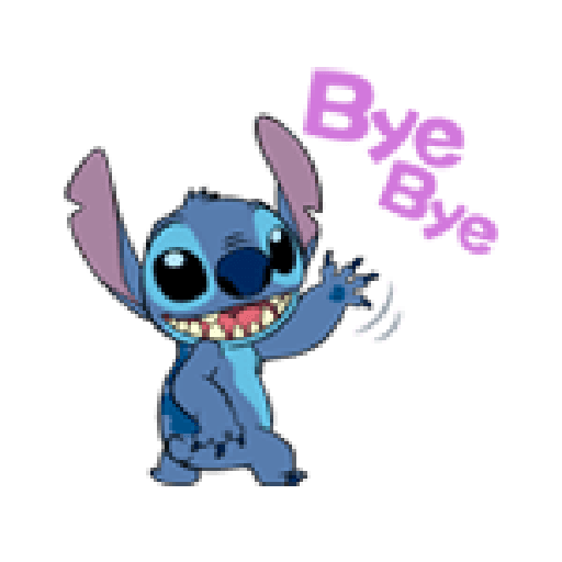 Stitch2 - Sticker 21