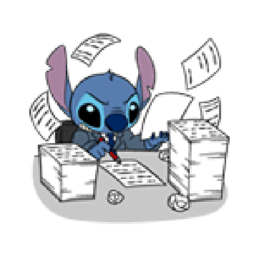 Stitch2 - Sticker 26